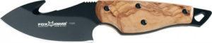 Нож Fox European Hunter 1505 Gut Hook, код 1753.04.26