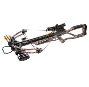 Арбалет Man Kung XB86DC-KIT ,блочный, винтовочного типа, камуфляж, код 100.02.51