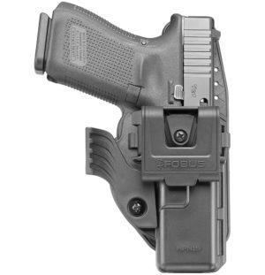 Кобура Fobus APN19 для Glock 19, 23, 32 внутрибрючная, полимерная, код 2370.29.97