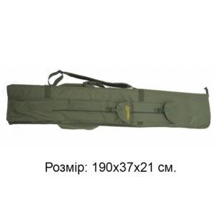 Чехол для удилищ КВ-7вн, 210х37х 21 см, код 190х37х 21