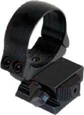 Задняя часть MAK Browning BAR,Benelli ARGO 30 мм для поворот.крепл. с рычажным, код 3337.02.74