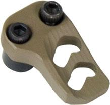 Клавиша ODIN сброса магазина XMR2 AR15, увеличенная, цвет песочный, код 1512.01.13