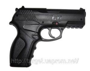 Пневматический пистолет Crosman C11, код C-11