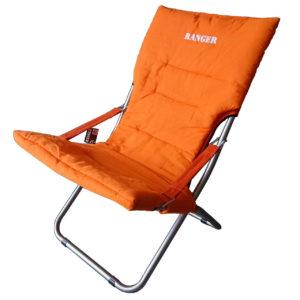 Шезлонг Ranger Comfort 4, код RA 3305