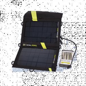 Зарядка на солнечных батареях GOALZERO Guide Kit GZR206/10PlS, код 4823082708871