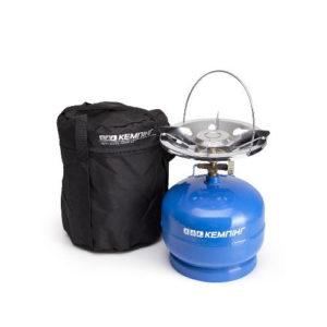 Перезаправляемый газовый баллон с горелкой Traveler, код 4823082701421