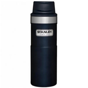 Термокружка Stanley Classic Trigger-action 470 мл  /  nightfall, код 6939236343794