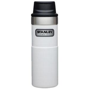 Термокружка Stanley Classic Trigger-action 470 мл  / polar white, код 6939236343787