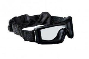 Очки тактические Bolle X810 (черные с прозрачными линзами), код X810NPSI