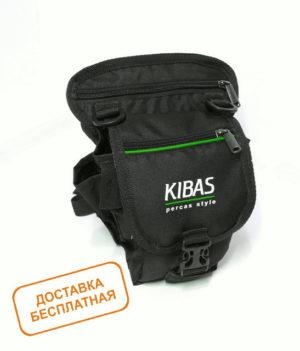 Разгрузка на бедро KIBAS Perca style Green new / БЕСПЛАТНАЯ ДОСТАВКА, код KS10233