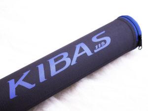 Тубус для спиннингов KIBAS ANGRY FISHING 120х7.5 см, код KS4101