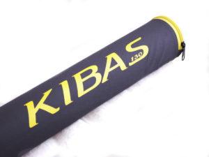Тубус для спиннингов KIBAS ANGRY FISHING 135х7.5 см, код KS4102