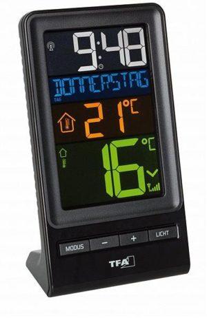 Термометр цифровой TFA SPIRA 30306401, код 30306401
