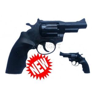 Револьвер флобера Alfa mod. 431 4 мм ворон/пластик, код 1431.00.55