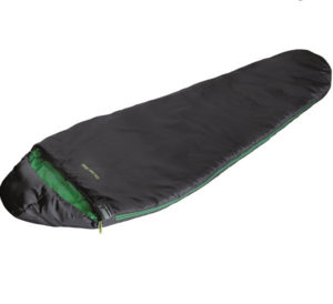 Спальный мешок High Peak Lite Pak 800 / +8°C (Left) Black/green, код 922673