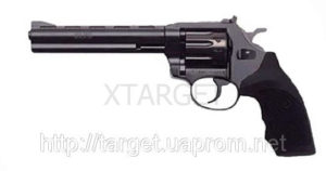 Револьвер флобера Alfa мод 461 6 воронен пластик 4 мм, код 1431.00.14