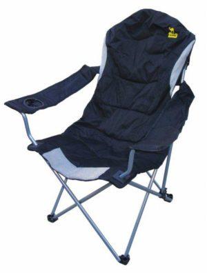 Кресло туристическое Tramp TRF-012, с регулируемым наклоном спинки, код TRF-012