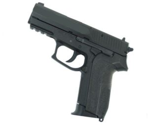 Пистолет пневматический SAS Pro 2022 Metal 4.5 мм, 120 м/с, код 2370.30.01