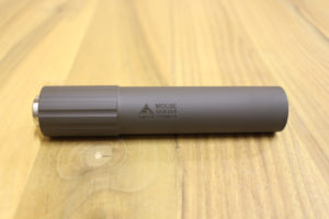 Глушитель Astur MOUSE .22 LR, 1/2×28, код MOUSE 1/2×28