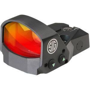 Прицел коллиматорный Sig Optics ROMEO1, 1x30MM, 3MOA RED DOT, код SOR11001
