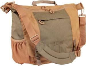Сумка BLACKHAWK Courier Bag зеленый / коричневый, код 1649.11.47