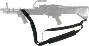 Ремень пулеметный трехточечный BLACKHAWK Swift Machine Gun Sling, код 1649.12.13
