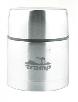 Термос пищевой Tramp 0.7 л, с широким горлом, код TRC-078