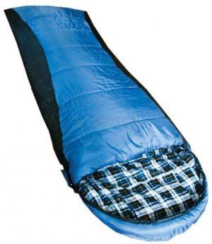 Спальный мешок Tramp Nightking  индиго/черный R, код TRS-013.06