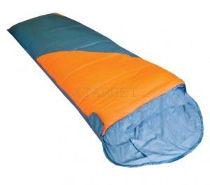 Спальный мешок Tramp Fluff оранжевый/серый L, код TRS-017.02