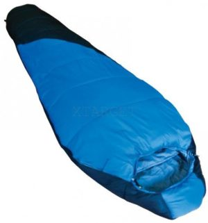 Спальный мешок Tramp Mersey оранж/серый R, код TRS-019.02