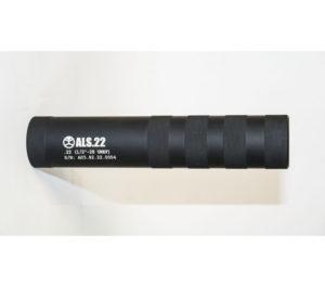 Глушитель Steel ALS .22 Lr 1/2 28 UNEF, код