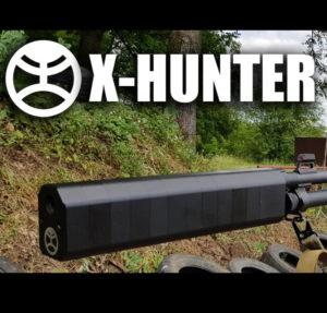 Глушитель Steel X-HUNTER для ружья 12 калибра, код