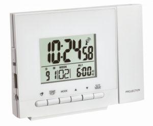 Часы проекционные TFA 60501302, код 60501302