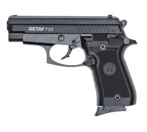 Пистолет стартовый Retay F29 кал. 9 мм, код 1195.08.83