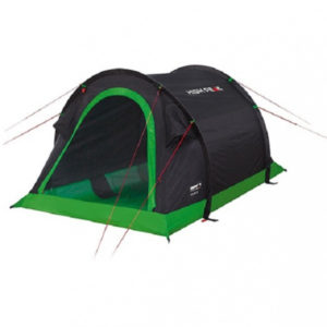 Палатка High Peak Stella 2 (Black/Green), код 923768