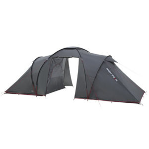 Палатка High Peak Como 6 (Dark Grey/Red), код 925393