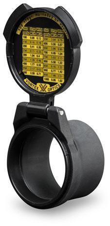 Крышка защитная Vortex Defender Flip Cup на окуляр, откидная, универсальная, код 2371.01.59