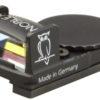 Прицел коллиматорный Docter QuickSight 5.0 MOA VR с креплением на вентилируемую планку, код 3337.10.34