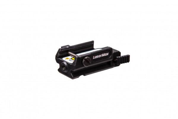 Целеуказатель лазерный LaserMax UNI-MAX для карабина на  Weaver/Picatinny (красный), код 7001651