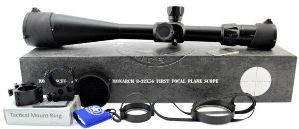 Оптический прицел Vector Optics Monarch 8-32×56 FFP (SCFF-06)