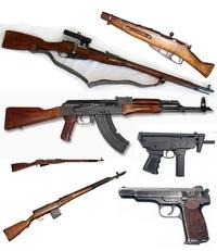 Деактивированное оружие