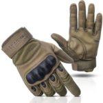 Тактичні стрілецькі рукавички
