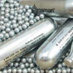 Балончики CO2 та кульки ВВ