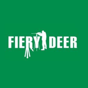 Fiery Deer