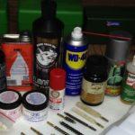 Засоби для чистки зброї та масло